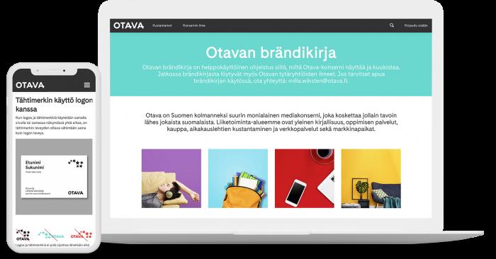 deBroome presents an open brand portal, Otava Group